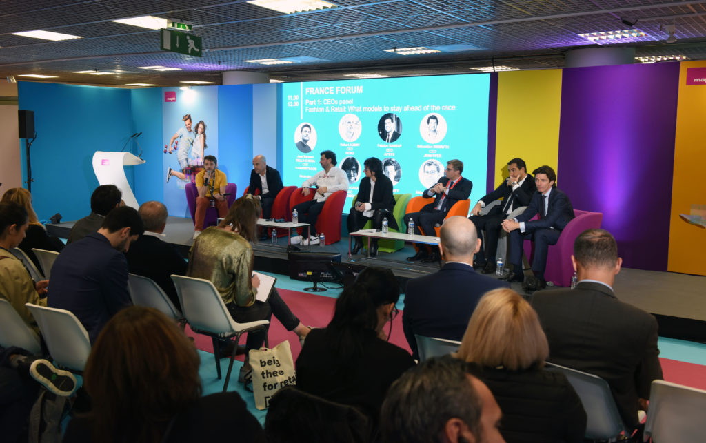 Conférence France Forum MAPIC
