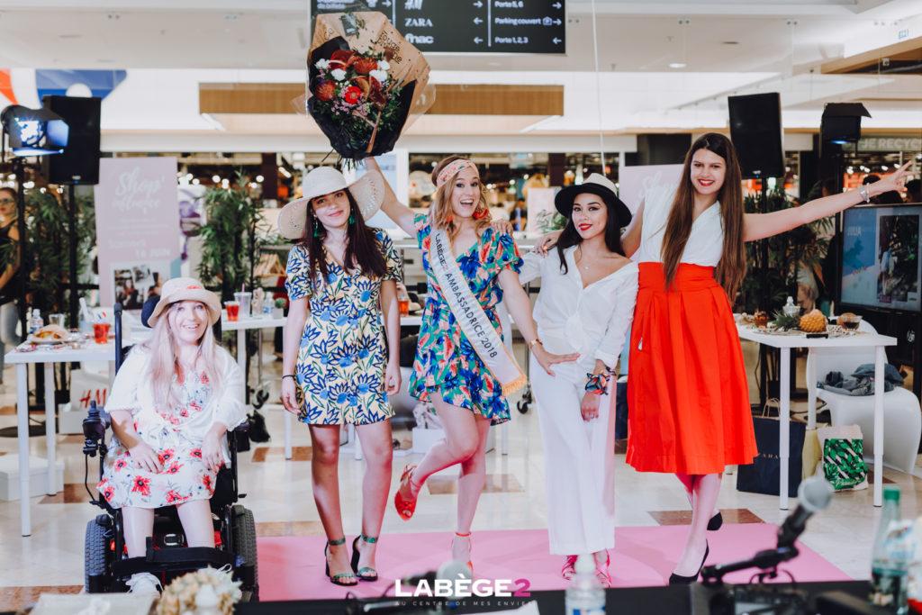 Shop'Influence concours d'influenceuse Carmila