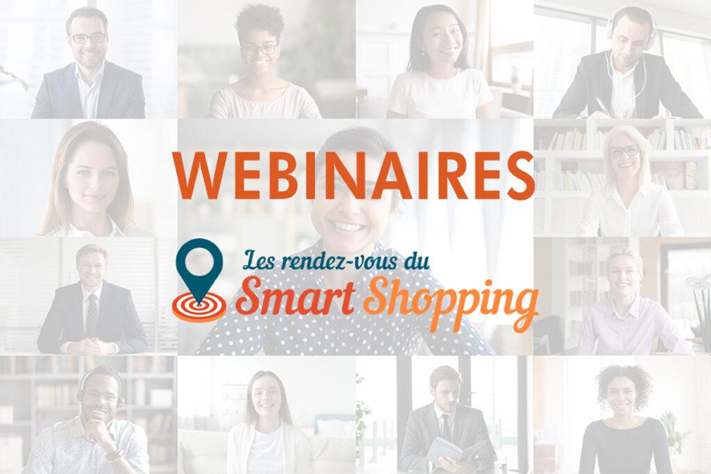 Webinar RDV du Smart shopping conseils retail