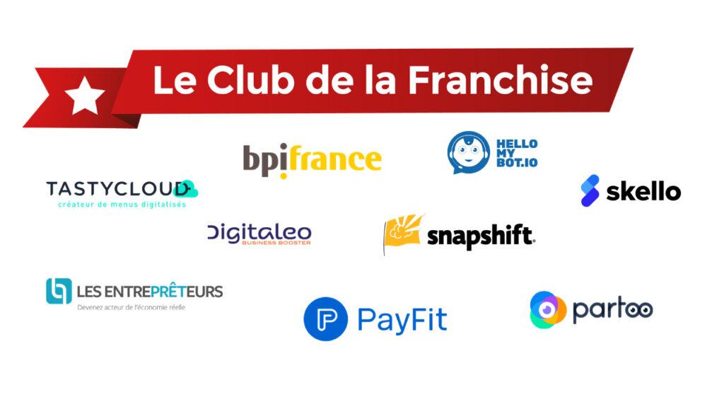 Club de la Franchise start up franchise coronavirus covid19