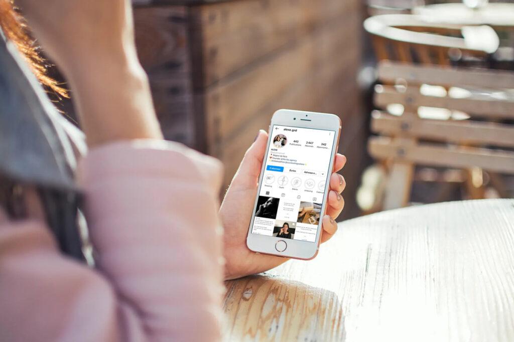 développer sa communauté instagram mobile