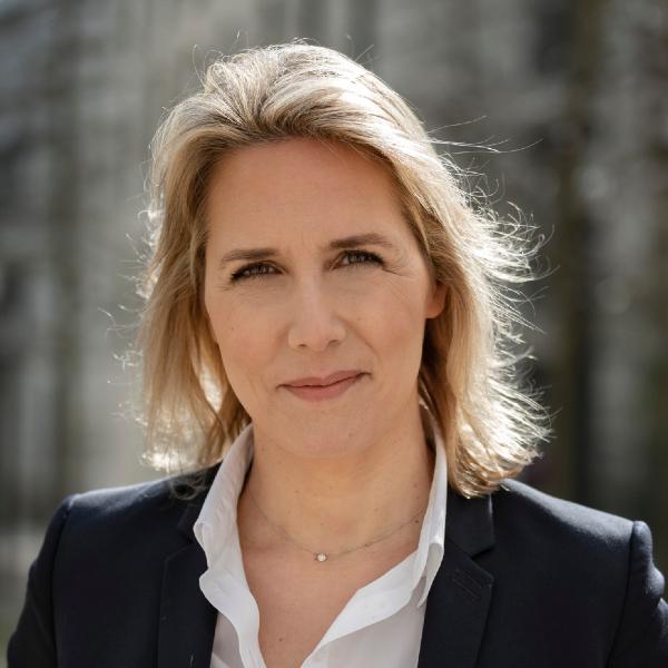Marie Cheval - PDG de Carmila