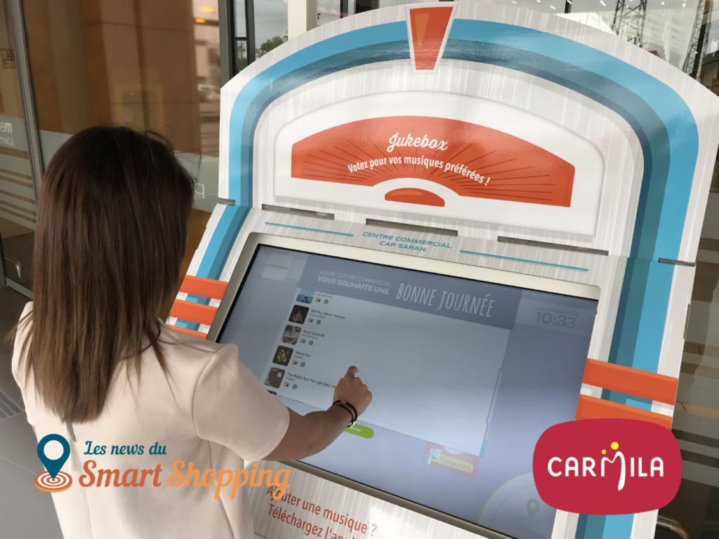 Le Smart Retail, la révolution de l'expérience client Carmila