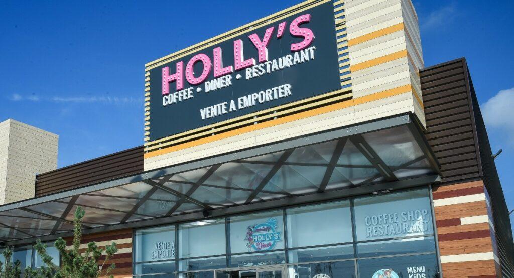 Holly's diner grand évreux